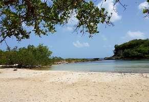anse colas Port louis grande terre Guadeloupe