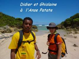 anse patate, TGT4 grande terre, guadeloupe