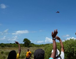 avion, TGT3, grande terre, guadeloupe