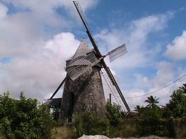 Moulin Bézard, Capesterre, Marie Galante