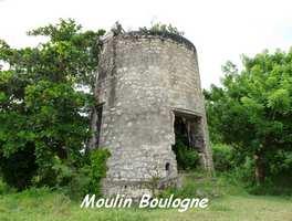 Moulin Boulogne, Capesterre, Marie Galante