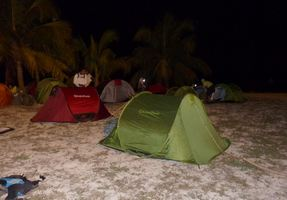 Camping Grand bourg, Marie Galante