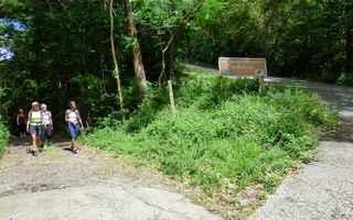 carrefour observatoire, tour houelmont, basse terre , Guadeloupe