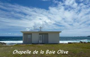 chapelle TGT5, grande terre, guadeloupe