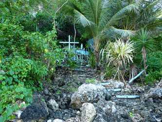 chapelle porte d enfer Moule Guadeloupe