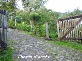 chemin accès grivelière
