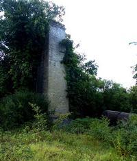cheminée, mahaudière, anse bertrand, grande terre, guadeloupe