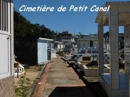 cimetière, petit canal, TGT grande terre, guadeloupe