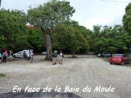 départ ravine NW Moule