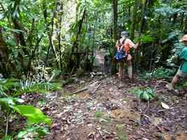 Descente Belle isle, Contrebandiers, Guadeloupe