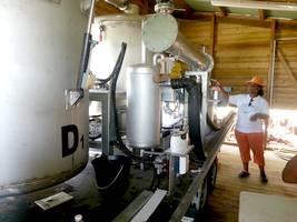 distillerie Beaujour, Terre de bas, les saintes, guadeloupe