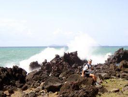 Effet de vagues, Grande Pointe