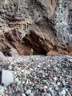 grotte feuillard malendure bouillante guadeloupe