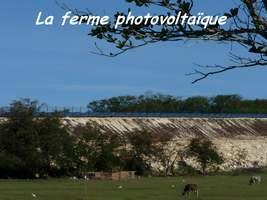 ferme photovoltaique , TGT J1, grande terre, guadeloupe