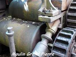 Moulin Grand Pierre, Saint Louis, Marie Galante