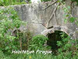 Habitation Pirogue, Grand Bourg, Marie Galante