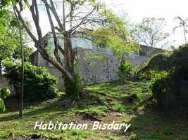 habitation bisdary, morne cadet, gourbeyre