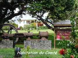 Habitation de Comté, Madame