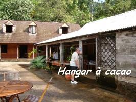 hangar cacao , grivelière