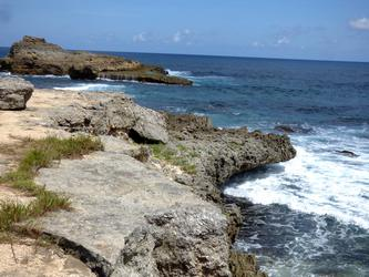 la porte d`enfer 2 Moule Guadeloupe