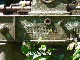 Machinerie, Sucrerie, Grande Pointe