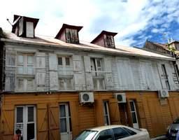 maison basse terre guadeloupe