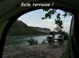 ma tente, TGT2, grande terre, guadeloupe