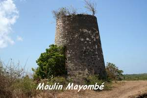 Moulin Mayombé, Saint Louis, Marie Galante