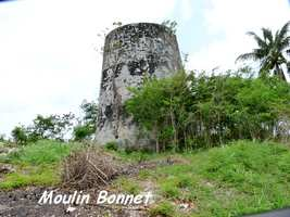 Moulin Bonnet, Grand Bourg, Marie Galante