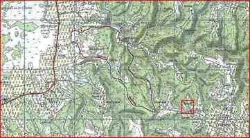 Sentier des Sourcest, Grand Bourg, Marie Galante