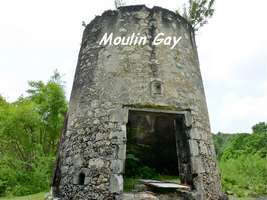 Moulin Gay, Grand Bourg, Marie Galante