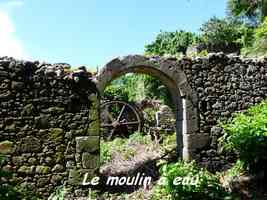 Moulin à eau, Grande Pointe