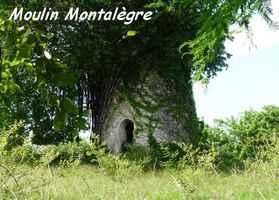 Moulin Montalègre, Lac de Gaschet