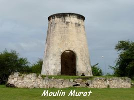 Moulin Murat, Grand Bourg, Marie Galante