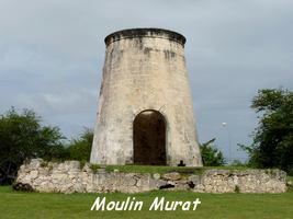 Moulin Murat, Grand Bourg, Marie Galante