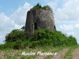 Moulin Plaisance, Lac de Gaschet