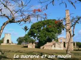Chateau Murat, Grand Bourg, Marie Galante