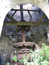 Moulin Nesmond, Capesterre, Marie Galante
