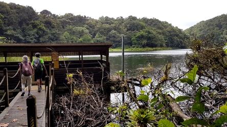 observatoire grand étang guadeloupe