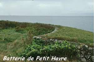 Batterie de Petit Havre