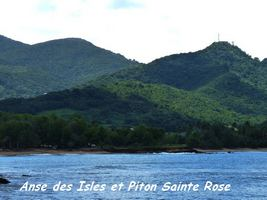 piton ste rose, basse terre, guadeloupe