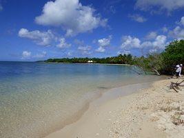 plage, anse sable, port Louis, Grande terre, guadeloupe