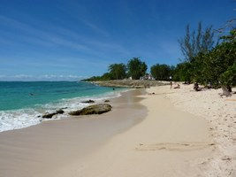 plage port louis grande terre guadeloupe