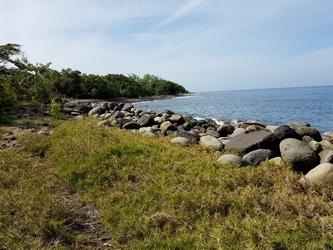 Pointe des habitants Cote sous le vent Mamalier guadeloupe