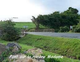 pont, rivière Madame
