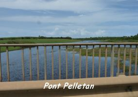 Pont Pelletan, Lac de Gaschet