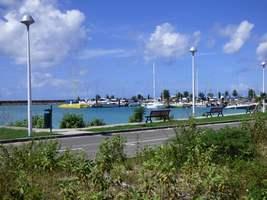 Port ,Port louis, grande terre, guadeloupe
