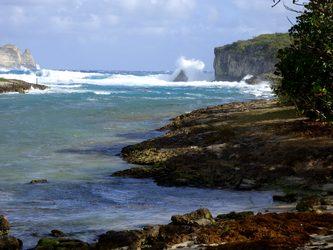 porte d`enfer Anse Bertrand Guadeloupe