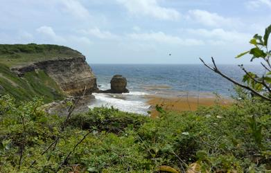 pointe Morne Moule Guadeloupe