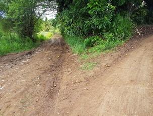 depart chemin Pte Bacchus Pt Bourg Guadeloupe